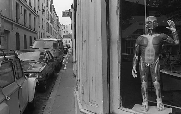 Paris 1984 © Peter Marshall