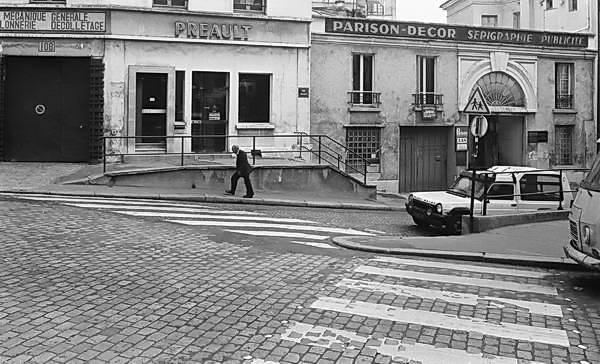 Paris 1984 © Peter Marshall