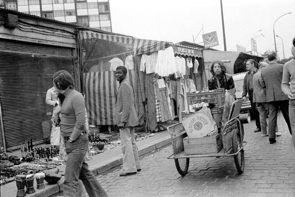 Flea Market © 1973 Peter Marshall